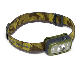 Black Diamond Cosmo 300 Headlamp, dark olive